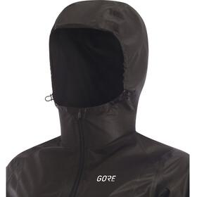 GORE WEAR R7 Gore-Tex Shakedry Løbejakke Damer sort